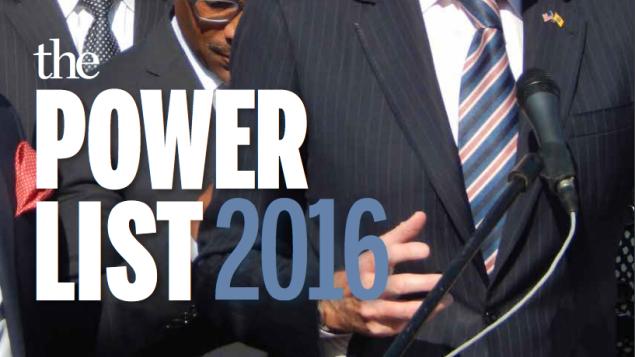 PolitickerNJ Power List 2016.