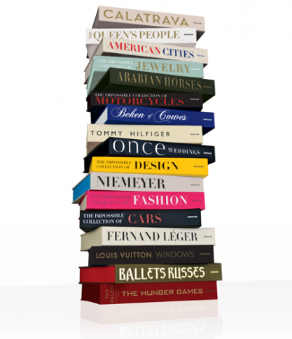 Just a few Assouline titles for your well-read friends.