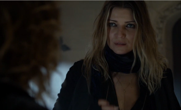 Ivana Milicevic as Maria Kyle.