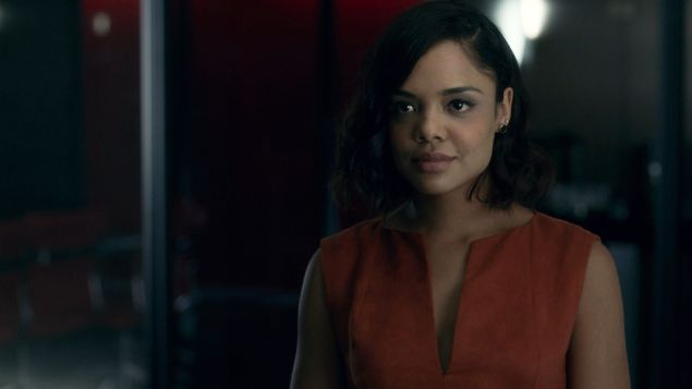 Tessa Thompson.