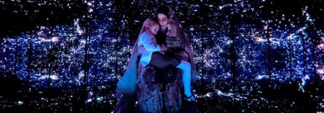 The universe and The OA.