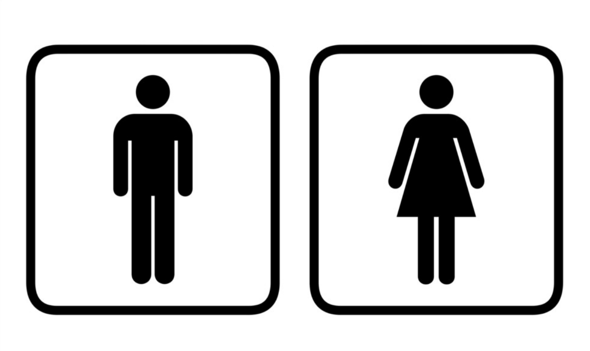 The iconography of gender.