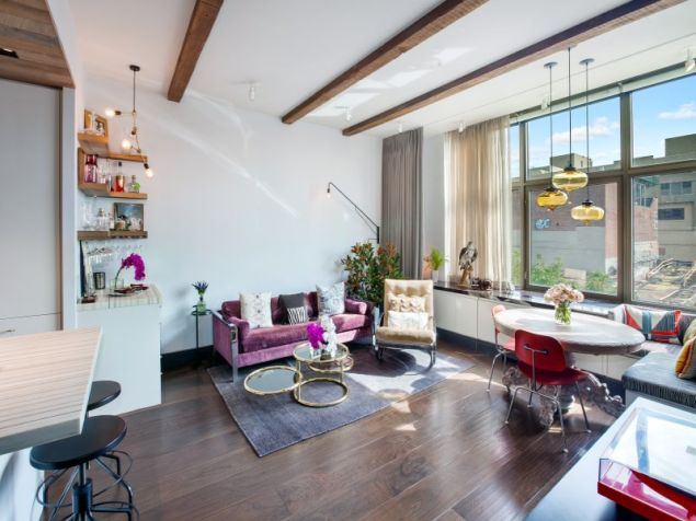 Live in Erin Heatherton's condo for $15,000 per month.