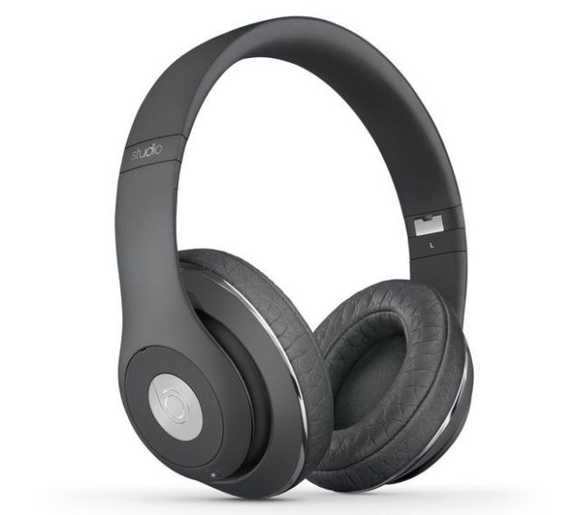 Beats by Dr. Dre and Alexander Wang Special Edition Studio Wireless Headphone, $600, Alexanderwang.com.
