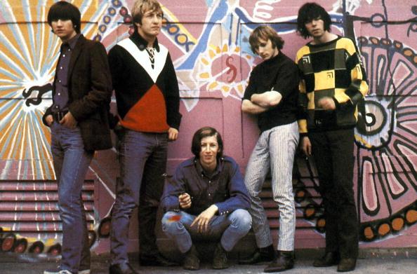 Rich Furay, Dewey Martin, Bruce Palmer, Stephen Stills, Neil Young.