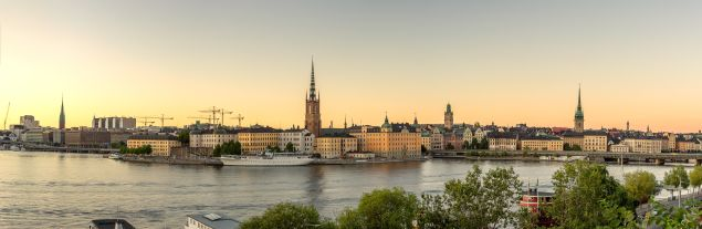 Welcome to Stockholm.