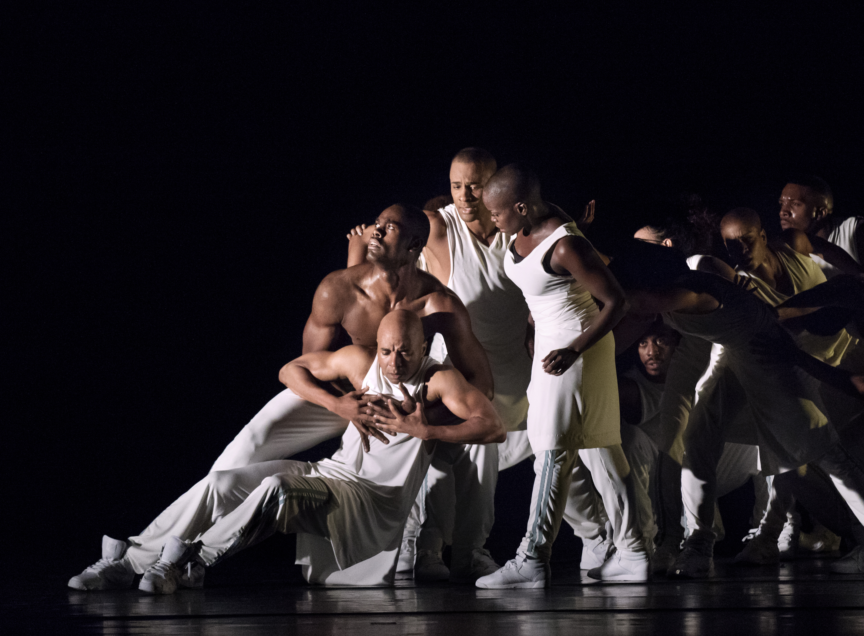 Exodus by Rennie Harris, Alvin Ailey American Dance Theater.