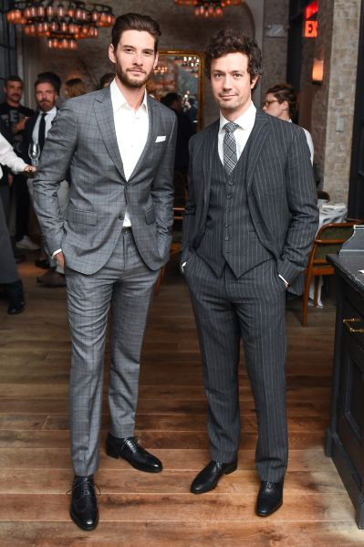 Ben Barnes, Christian Coulson