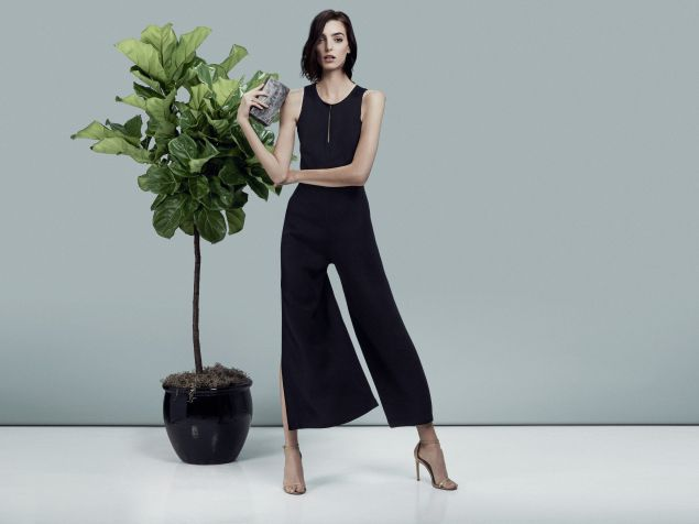 The Albertini Jumpsuit by Catherine Quin.