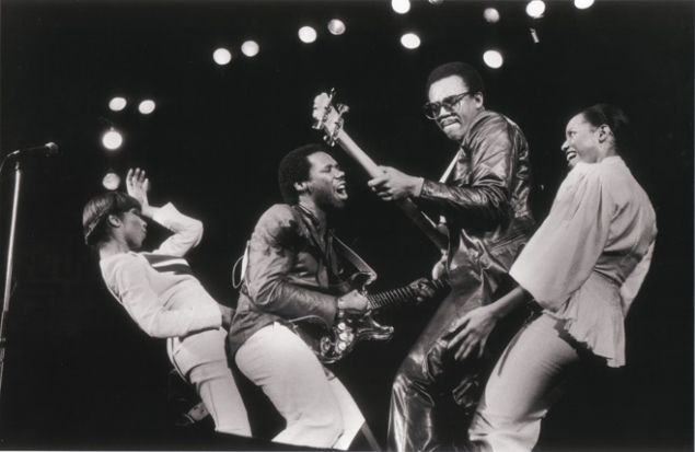"Nile Rodgers was good enough to recognize his ""musical excellence,"" but not for the groundbreaking music he made with Chic?"