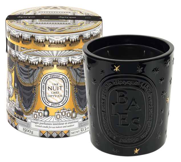 Baies Limited Edition Deluxe Holiday Candle