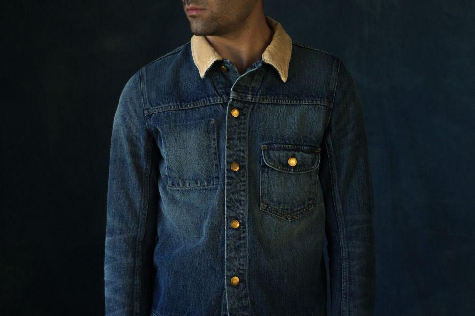 Bulleit x Noble Denim jacket by Noble Denim.