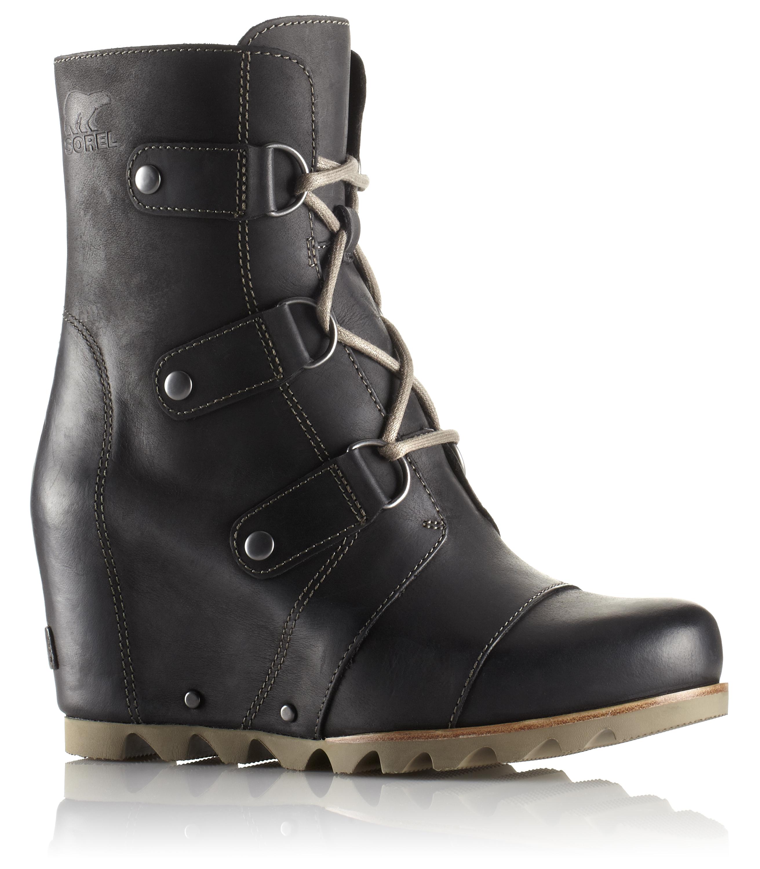 SOREL's Joan of Artic Wedge Boot, $250.