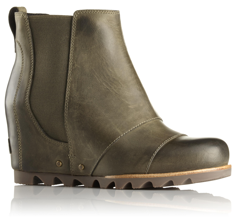 SOREL Lea Wedge Boot, $200.