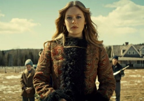 Rachel Keller as Simone Gerhardt in Fargo.