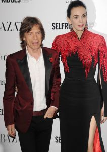 The sale was presumably handled by Scott's longtime partner Mick Jagger.