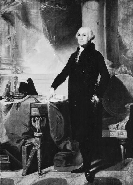 George Washington would look dimly on Twitter.