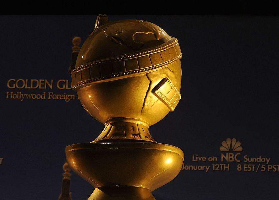 It's a zGolden Globe!