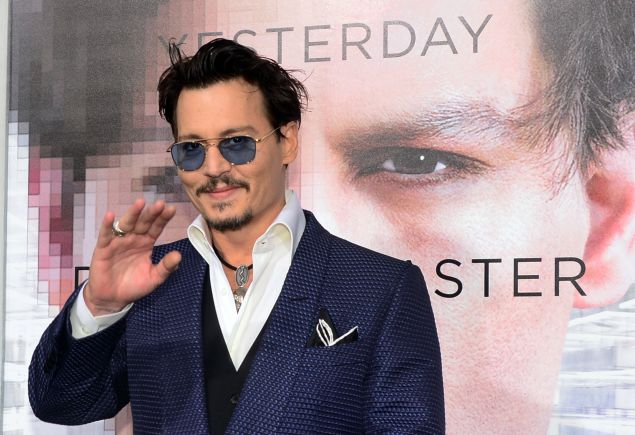 Johnny Depp's massive French estate is on the market.