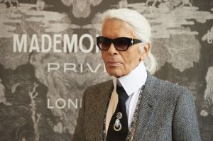 This is Karl Lagerfeld's first time designing a residential real estate project.