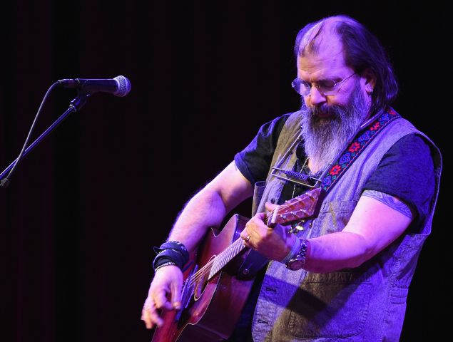Steve Earle Residency at City Winery Nashville - 3 of 4 at City Winery Nashville on January 21, 2016 in Nashville, United States. (Photo by Rick Diamond/Getty Images for City Winery)