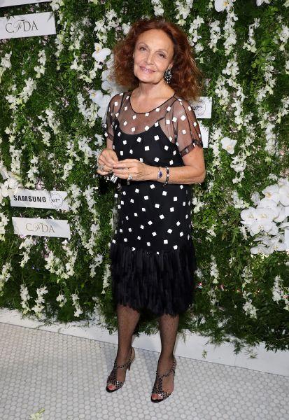 Diane Von Furstenberg Neilson Barnard/Getty Images for Samsung)