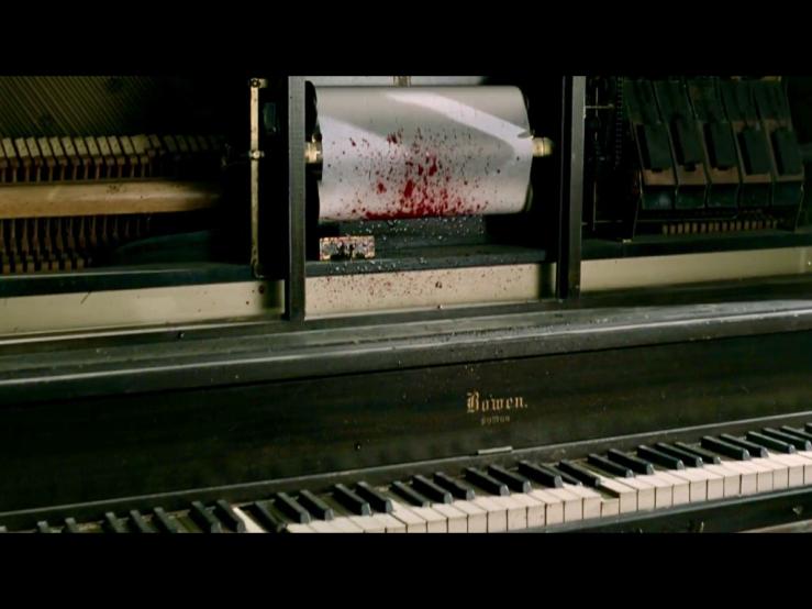 """Player piano, aka """"Okay, Computer"""""""