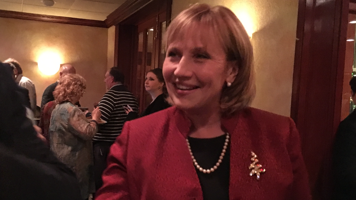 Guadagno has yet to officially declare her candidacy.