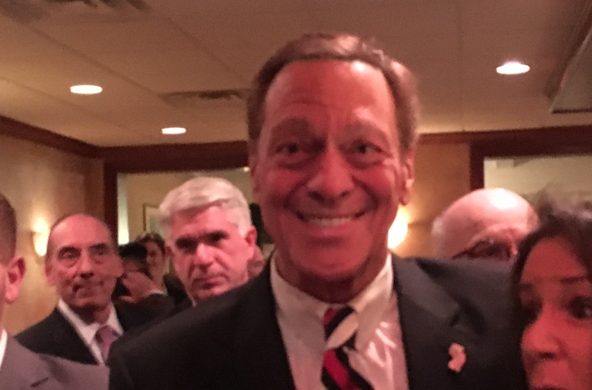 Piscopo is not an official candidate.
