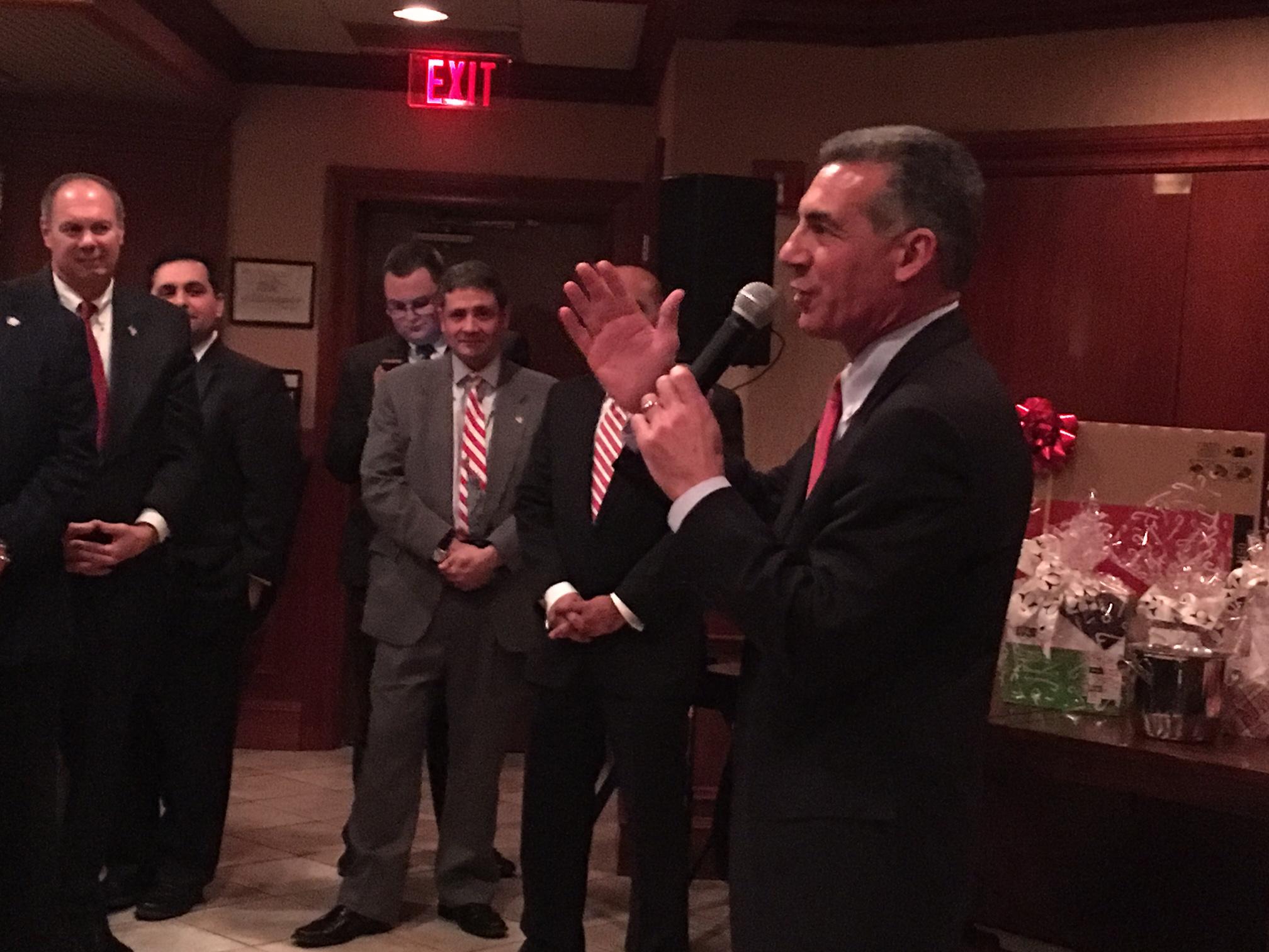 Jack Ciattarelli is the assemblyman from New Jersey's 16th legislative district.