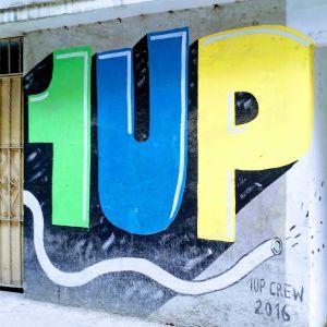 Apropos street art in Havana.