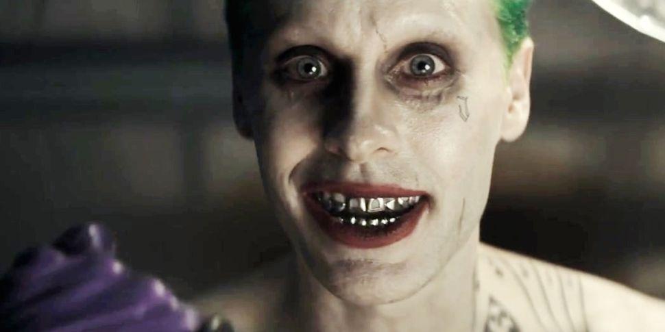 Jared Leto Bloodsport Joker