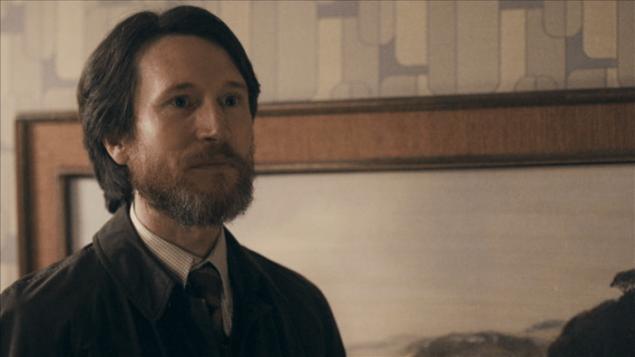Jonathan Aris in Sherlock.