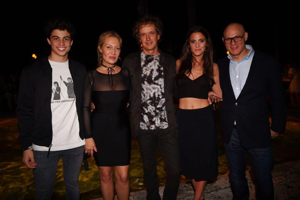 Marlon Robins, Diana Picasso, Yves Behar, Zoe, Craig Robins