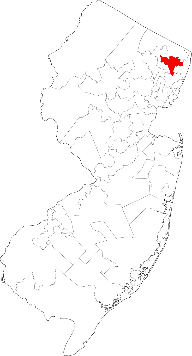 New Jersey's 38th legislative district is located in Bergen County.