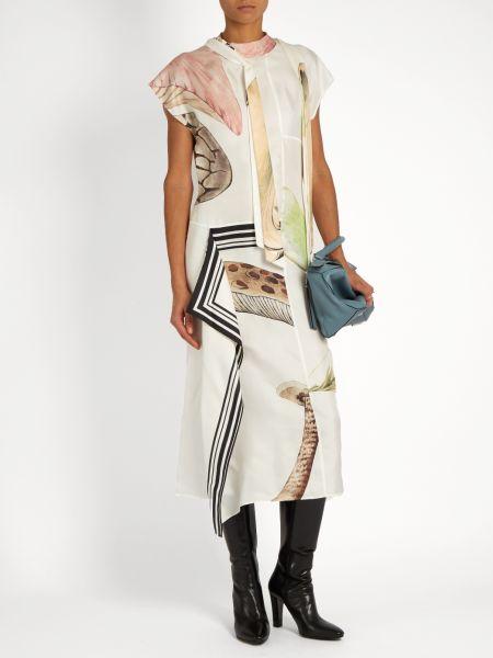 Loewe's magic mushroom dress!