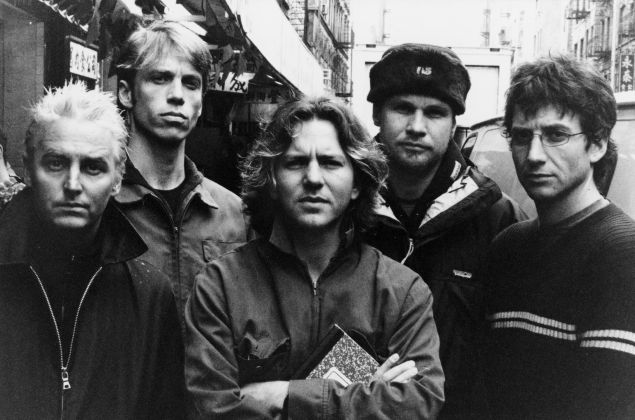 Pearl Jam will be inducted into the Rock and Roll Hall of Fame before the MC5. No, that wasn't a brain aneurism; you just read that sentence.