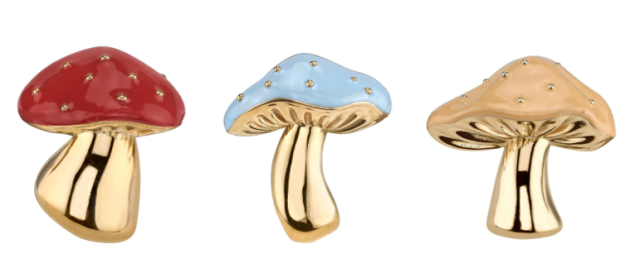 When Staud and Alison Lou make mushrooms.
