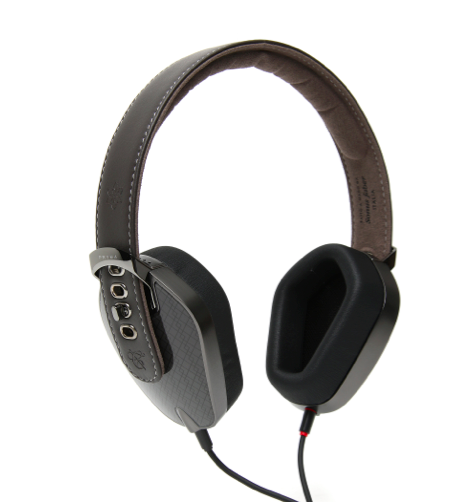 Limited edition Canali headphones by Pryma