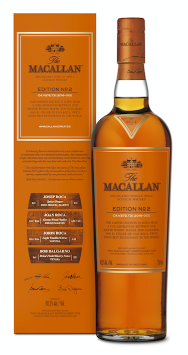 Edition No.2 by The Macallan.