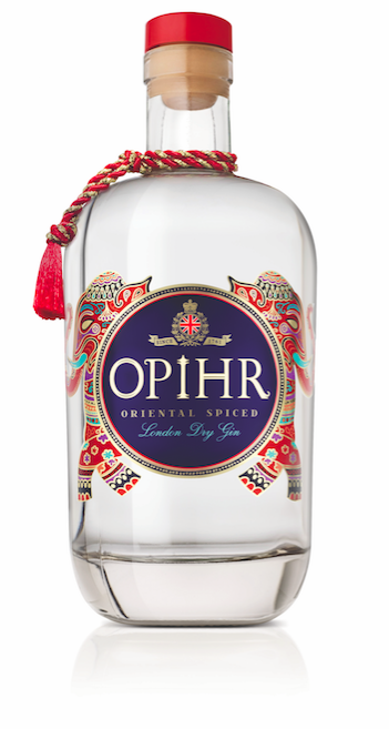 Oriental Spiced London Dry Gin by Opihr