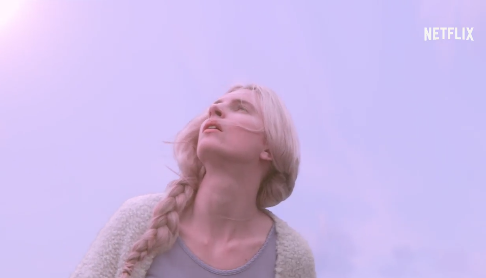 A new Netflix show called The OA premieres Friday.
