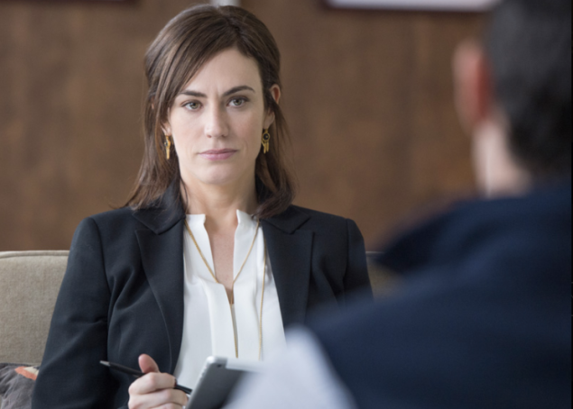 Maggie Siff as Wedny Rhoades.
