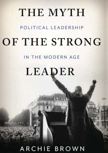 The Myth of the Strong Leader.