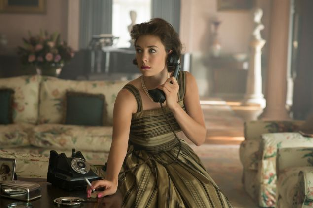 Vanessa Kirby as Margaret.