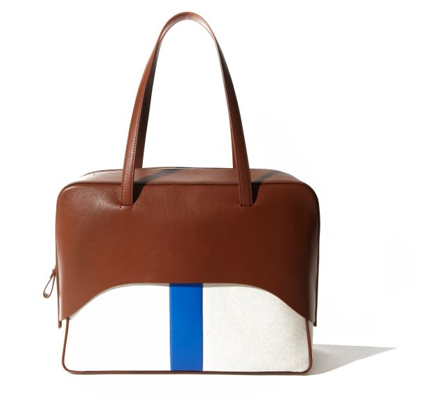 Tibi Papa Bag by Myriam Schaefer.