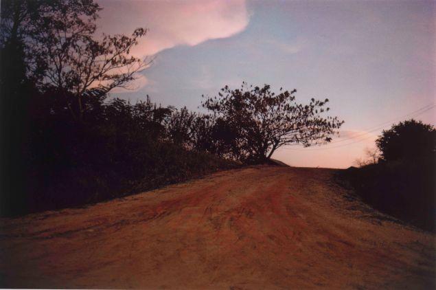 William Eggleston's Untitled (Near Morton, Mississippi).