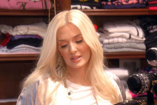 Erika Girardi of Real Housewives of Beverly Hills.
