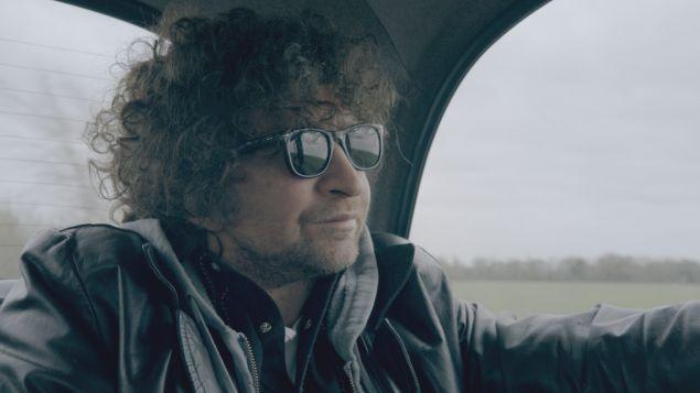 Eddie Marsan as Bob Dylan in Urban Myths