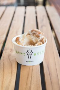 The Pie Oh My custard is a Shack Shack treat that's exclusive to Los Angeles.